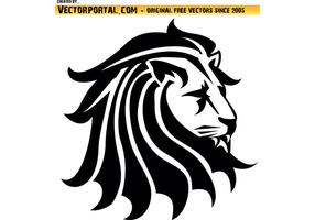 Image vectorielle lion