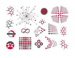Abstract Creative Logo Vector Design Elements