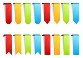 Web Ribbons Vector Pack