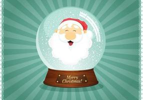 Santa-snow-globe-vector