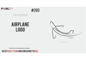 Free Vector of the Day #203: Airplane Logo