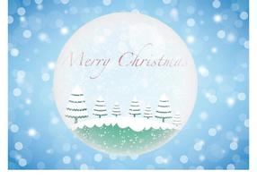 Christmas-winter-glass-ball-vector