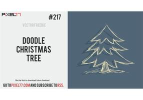 Free-vector-of-the-day-217-doodle-christmas-tree