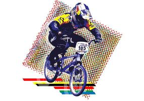 BMX a todo color