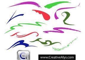 Creative Swooshes