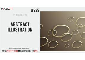 Abstract Vector Illustration - Free Vector of the Day #225