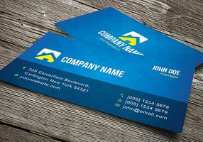 Cool-blue-business-card-template-vector