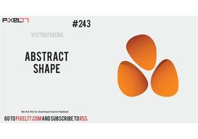 Free Vector of the Day #243: Abstract Shape