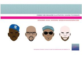 The Guys Vector Pack