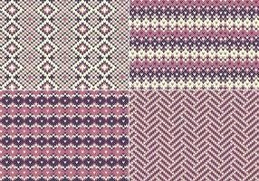Stickad Vector Pattern Pack