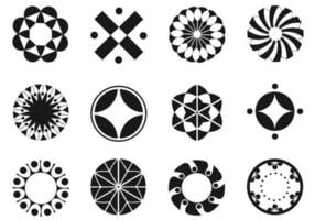 Circle Vector Elements Pack