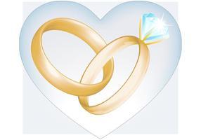 Wedding-rings-vector