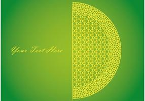 Ornament Background Vector 6