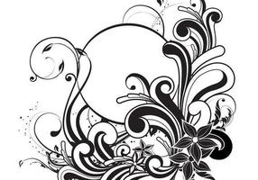 Modern Swirls Vector Pack