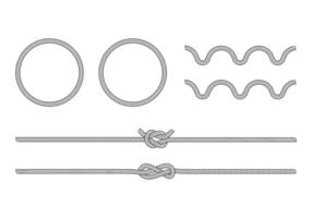 Vector Rope Brush