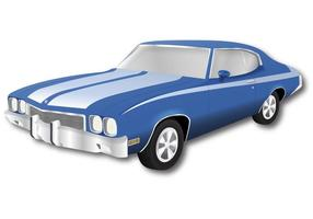 Buick Skylark Car Vector