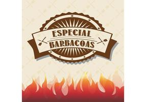 Barbecue Vector Logo