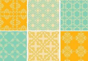 Pack vectoriel Vintage Pattern