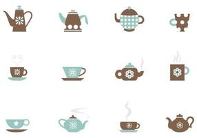 Tea-and-coffee-vector-pack