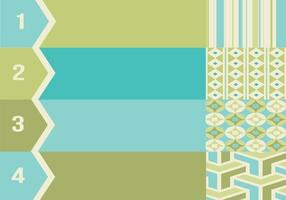Retro-numbered-patterned-banner-vector-pack