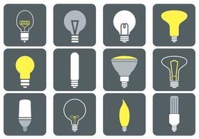 Light Bulb Vector Pack