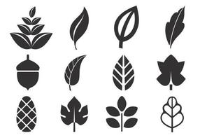 Abstract-leaf-vector-pack