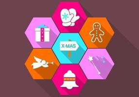 Long-shadow-bright-christmas-vector-icons