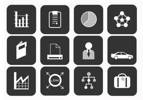 Business-Vektor-Icons packen