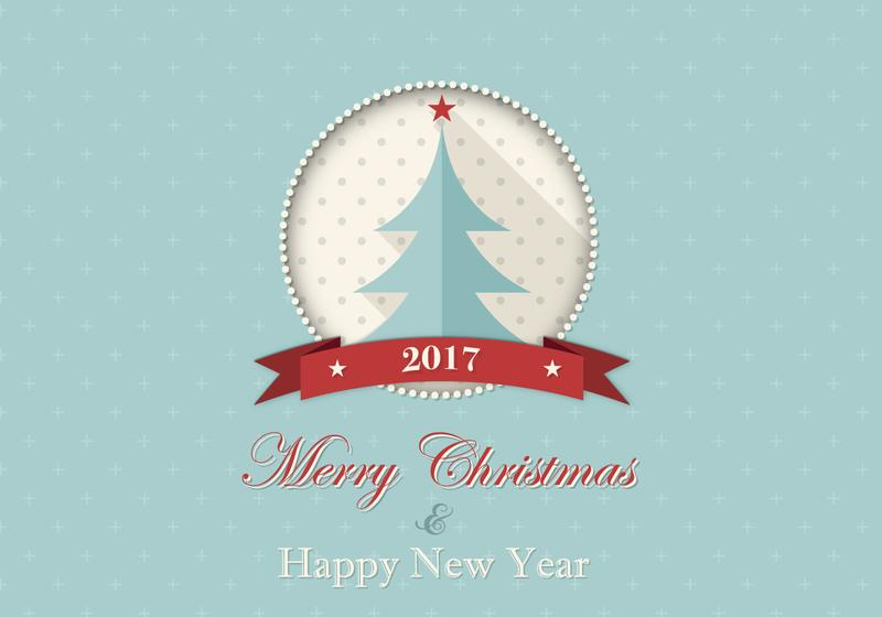 merry christmas and happy new year vector background download free vector art stock graphics images