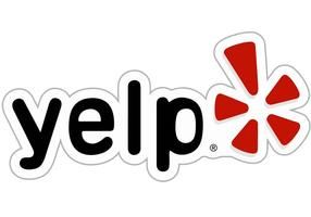 Logotipo do logotipo de Yelp