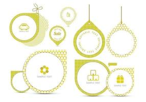 Patterned Pointer Vector and Tag Vector Pack
