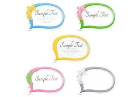 Ribbon-wrapped-speech-bubble-vector-pack