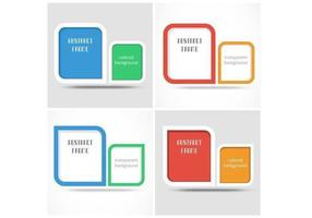 Modern-frame-background-vector-pack