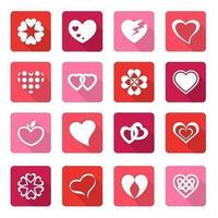 Valentine Heart Vector Pack