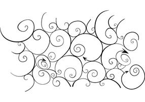Swirly Pattern Vector