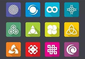 Bright-design-icon-vector-pack