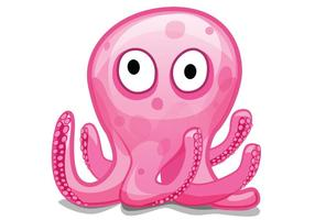 Octopod Octopus Vector