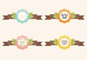 Floral-banner-vector-pack