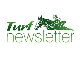 Turf Newsletter Logo vector