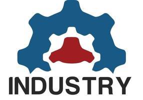 Industrielles Logo