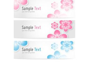 Floral-banners-vector-template