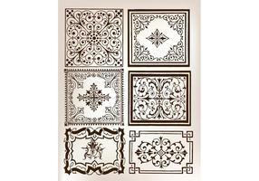 Vector-ornamental-elements