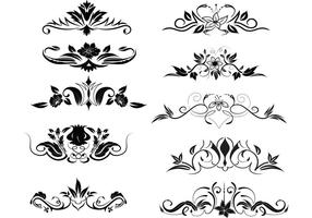 Ornament-vector-elements