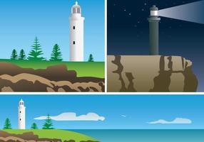 A-vector-lighthouse