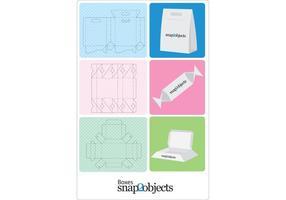 Free-vector-box-templates