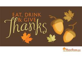 Free-thanksgiving-vector-background