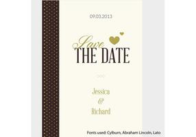 Free-vector-wedding-invitation