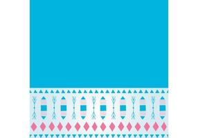 Free-teal-decorative-background-vector