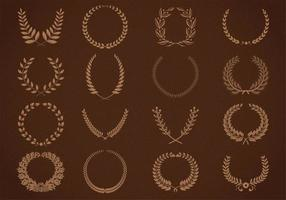 Garlands-and-wreath-vector-pack