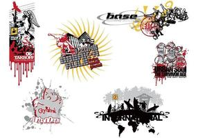 Urban Designs Vector
